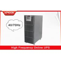Wholesale Power Factor 0.9 Data Center UPS Uninterrupted Power Supply Battery Backup 10kva 9kw from china suppliers