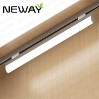 Wholesale Linear LED Track Lighting Tube Light 24W 36W 48W 60W LED Linear Indoor Lighting LED Track Light 1000MM 1200MM 1500MM from china suppliers