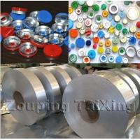 Wholesale Lacquer Color Coated Aluminium Coil Strip For Vial Seals Flip Off Seals ISO9001 Supplier from china suppliers