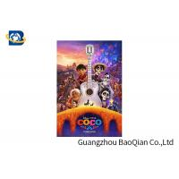 Wholesale Anime Design 3D Lenticular Poster Printing / Customized 3D Lenticular Wall Art from china suppliers