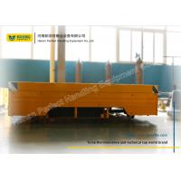 Wholesale transport steel billet industrial battery  transfer trolley from china suppliers
