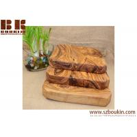 Wholesale customized kitchen wooden cutting board butcher Chopping Blocks from china suppliers