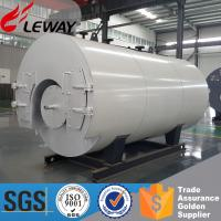 Buy cheap Professional Boiler Supplier High Efficiency Stable Running Industrial Gas Oil Steam Boiler With Good After-sale Service from Wholesalers