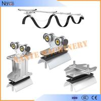 Wholesale Ball Bearing Cable Trolley Wire Rope Roller For Festoon System Max.Speed 120m/min from china suppliers