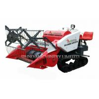 Wholesale Rice and Wheat Mini Combine Harvester with 1.2m Cutting Width from china suppliers