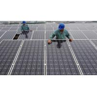 Buy cheap 3.2mm 4mm ultra clear solar panel glass in different size for building roof from Wholesalers