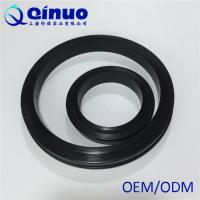 China Shanghai Qinuo 3 Durable Rubber Hammer Union Seals (Lip Seals) on sale