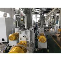 Wholesale Fiber Glass Plastic Ppr Pipe Extrusion Line With Single - Screw Design from china suppliers