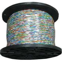 Buy cheap 5 Core E1 Jumper Wire Cable 24 AWG Tinned Copper Conductor for Internal Wiring from Wholesalers