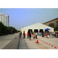 Wholesale Transparent Wedding Outside Party Tents Hot Dip Galvanized Steel Structure 20 X 35m from china suppliers