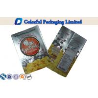 Buy cheap Environmental PET / VMPET / PE potato chips bag for dry fruit / nuts from Wholesalers