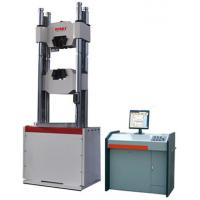 Quality 2000kn Hydraulic Pressure Testing Machine 60mm / Min Max Piston Moving Speed for sale