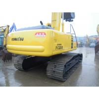 Wholesale Komatsu PC200 Second Hand Excavators 5400 Hours 2002 Year With 40L Fuel Tank from china suppliers