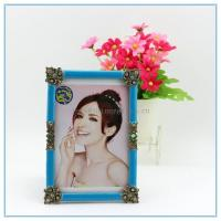 Wholesale Shinny Gifts Metal materials open hot sexy girl photo picture frame from china suppliers