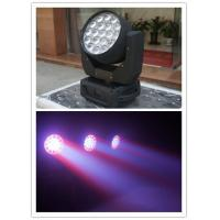 Wholesale 4 In1 Color Led Beam Moving Head Light 19 Piece 10W RGBW With Wash Effect from china suppliers