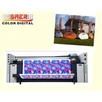 Wholesale 5.5KW Gross Power Large Format Textile Printer Roll To Roll Dual CMYK Color from china suppliers