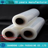 Wholesale Pallet LLDPE Stretch Film hand use and machine use from china suppliers