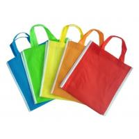 Wholesale Colorful Biodegradable Non Woven Fabric Bags Antibacterial Custom Printed from china suppliers