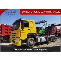 Wholesale Carbon Steel Second Hand 371HP Tractor Head Trucks from china suppliers