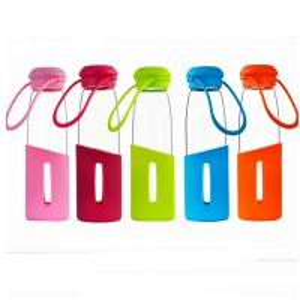 500ml Glass Water Bottle Glass Drinking Mug High Borosilicate Glass Bottle