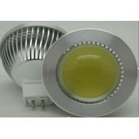 Wholesale Bright Warm White COB 1X3W 280LM GU10, MR16 Led Spot light 12V AC / DC Led Spot Lamps from china suppliers