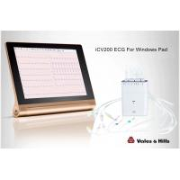 Wholesale Wireless pc based resting ecg Device Bluetooth For Winpad iCV200 from china suppliers