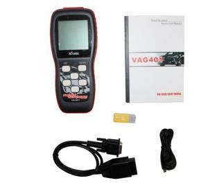 Buy cheap VAG401 VW / AUDI / SEAT / SKODA Professional Tool / Xtool Diagnostic Tools from wholesalers