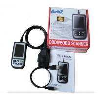 China Hand-Held C100 Auto Diagnostic Code Reader Scan OBDII EOBD , Color Display on sale