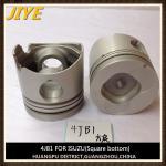 Wholesale isuzu piston, engine piston for isuzu engine 4JB1 from china suppliers