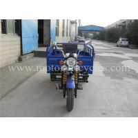 Exchange Cargo Three Wheel Motorcycles Cars 8.2KW Max Power With 12L Fuel Tank