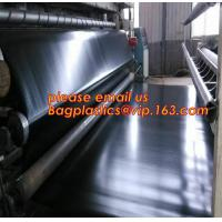 Buy cheap geomembrane dam liner/ HDPE reinforced hdpe geomembrane fish farm pond liner for from wholesalers