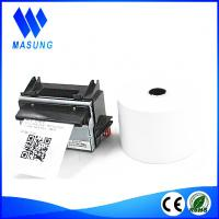 China Black White 58mm Panel Thermal Barcode Printer Easy Embedded on sale