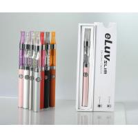 Newest product China e cigarette eLuv with Mini CE4 atomizer for ladies e