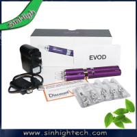 Wholesale Best price evod atomizer bottom coil design evod kit MT3 with different evod battery from china suppliers