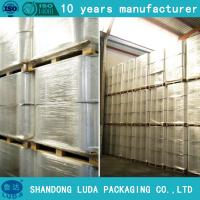 Wholesale 100% LLDPE Raw Material pallet shrink wrap with SGS&MSDS Certification from china suppliers