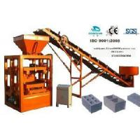 Wholesale Manual Concrete Block Machinery/Simple Solid Block Machinery Qt40-1 from china suppliers
