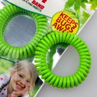 Wholesale anti mosquito insect repellent silicone bracelet band wristband from china suppliers
