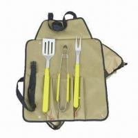 Wholesale Barbecue tool kit with stainless steel blade from china suppliers