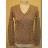 Wholesale Ladies Cables Pullover (SFY-A006) from china suppliers