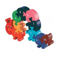 Wholesale wooden puzzle(ocean animals puzzle) from china suppliers