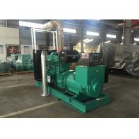 Wholesale 300KW / 375KVA Water Cooled Open Diesel Generator With Cummins Engine from china suppliers