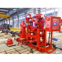 Wholesale High Precision Vertical Turbine Fire Pump 2500 Usgpm For Supermarkets / Office Buildings from china suppliers