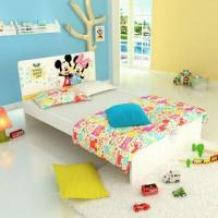 Wholesale E0 Grade Kids'/Children's Furniture, 1.2m Bed with Printed Cartoon Pictures from china suppliers