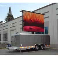 Wholesale LED Trailer Mounted on Truck/LED Advertising Truck from china suppliers