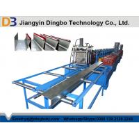 Wholesale Aluminium Rainwater Gutter Roll Forming Machine Professional Full Automatic from china suppliers