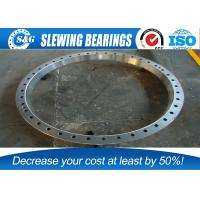 Wholesale Komatsu PC20HT Lower Noise Rothe Erde Slewing Bearings With Speed Reduction from china suppliers