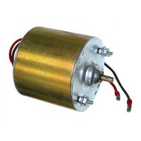 Waterproof High Torque Brushed Motor , Low RPM Dc Motor Battery Charge D8290A