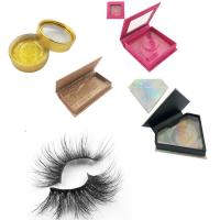 Wholesale New styles 3d mink eyelashes flirty look and soft strong cotton band 3D Siberian Mink Strip Eyelashes from china suppliers