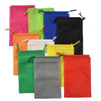 Wholesale Printed Drawstring Non Woven Tote Bags Reusable Environmentally Friendly from china suppliers