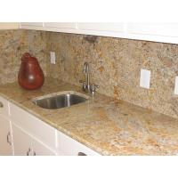 Buy cheap custom design granite kitchen worktop from Wholesalers